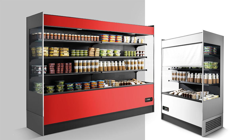 Banchi Refrigerati per Ortofrutta