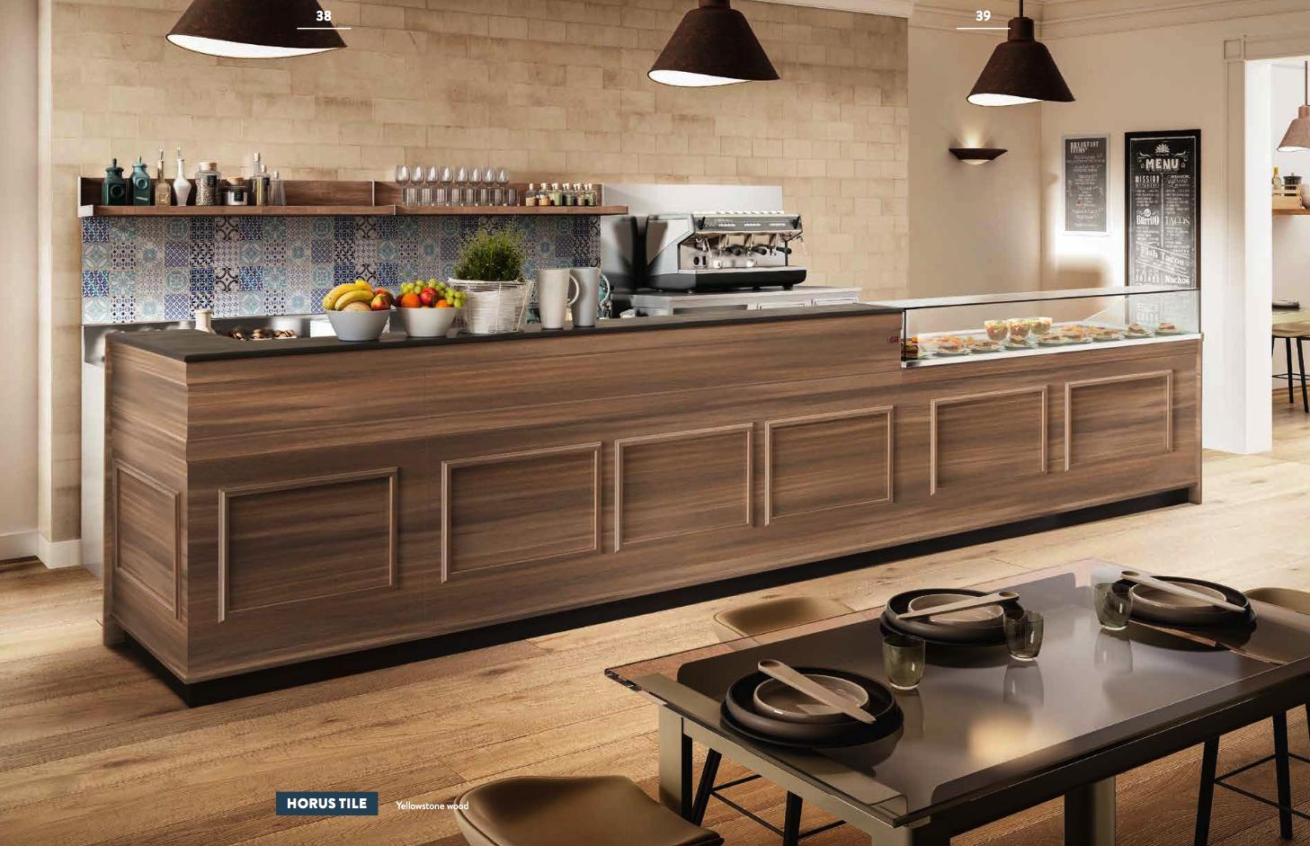 Linearità e proporzione estetica permetteranno di soddisfare ogni gusto e tendenza per Arredamento Bar Originale e molto altro.